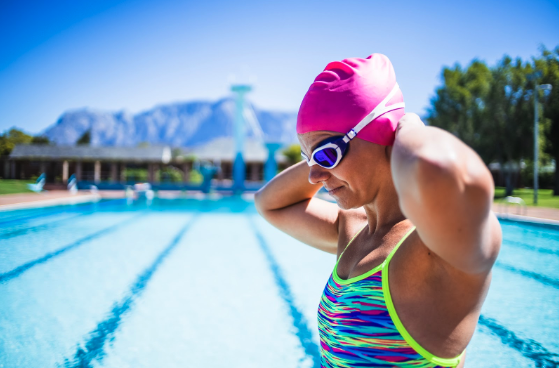 Swimmers Shoulder causes pain